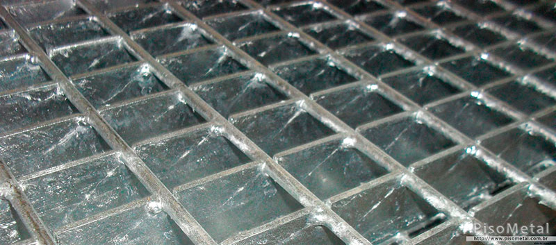 207cb2c04 Grade de piso metálica; Grade de piso metálica ...
